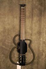 Aria Sinsonido Classical Special Nylon String Guitar Travel Cutaway Case NEW