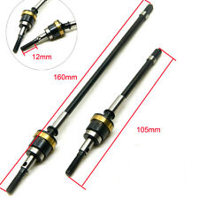 HD Steel Front Axle Universal Joint CVD Shaft Set  for Axial Wraith RC Crawler