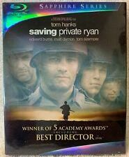 Saving Private Ryan (Blu-ray, 2010, 2-Disc Set, Sapphire Series, With Slipcover)