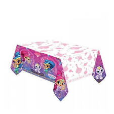 Shimmer and Shine Table Cover Tablecloth Party Supplies