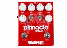 Wampler Pinnacle Deluxe V2 Distortion Verzerrer E-Gitarren Effektgerät