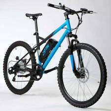 """IMT Mountain Bike Elettrica a Pedalata Assistita 27.5"""" 250W 8AH - Nero/Blu (156487)"""