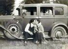 BONNIE & CLYDE Kissing Photo 1932 Ford Car PHOTO Prohibition Wanted Gangster FBI