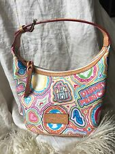 Rare Retired Disney Dooney & Bourke Pop Princess Bucket Bag, Beautiful Bag!!!