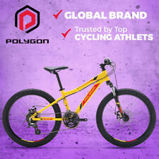 Polygon Relic 24 Evo - Kids Mountain Bike 24 inch Wheels