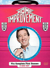 Home Improvement - The Complete First Season (Dvd, 2004) Brand New, Sealed!