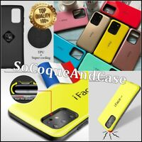 Etui housse coque antichoc iFace Mall case Samsung Galaxy S20, S20+, S20 Ultra