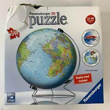 Ravensburger Globe Puzzle Ball 540 Piece 3D Puzzle