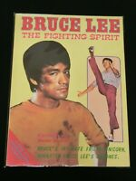 Bruce Lee Hong Kong Magazine BM 4 Bruce Lee The Fighting Spirit