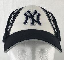 New York Yankees Baseball Hat Cap Wool Blend Twin Enterprise One Size EUC