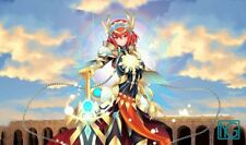Female Gurguit Genderbent Gold Paladin Cardfight!! Vanguard IYG Playmat