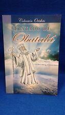 LIBRO TRATADO DE OBBATALA OBATALA  yoruba religion ifa santeria
