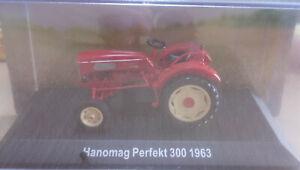 Hachette Hanomag Perfekt 300 1963 1/43