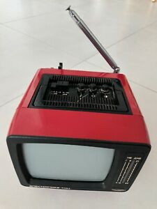 Television TV Set Elektronika 409D Soviet USSR Электроника 409Д Телевизор СССР