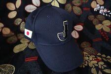 WBC World Baseball Classic SAMURAI JAPAN OFFICIAL CAP /SHOHEI OTANI / ICHIRO