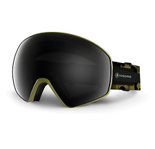 NEW Von Zipper Jetpack Goggles-CMO Olive Camo-Blackout+Bronze-SAME DAY SHIPPING!