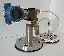 Rosemount 3051 Druckmessumformer Drucktransmitter Flansch DN50 PN64 316L Ex