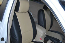 KIA BORREGO 2008-2011 IGGEE S.LEATHER CUSTOM FIT SEAT COVER 13COLORS AVAILABLE
