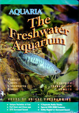 AQUARIA THE FRESHWATER AQUARIUM RELAXING MUSIC & NATURAL SOUND VIRTUAL FISH TANK