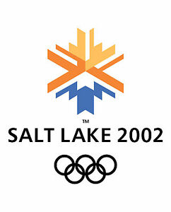 2002 Salt Lake City Winter Olympic Poster - 8x10 Color Photo