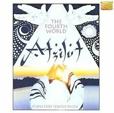 The Fourth World-Jewish Music Fusion by Atzilut (Traditional Hebrew) (CD, 1999)