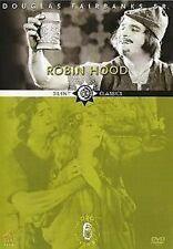 Robin Hood ( Stummfilm Klassiker ) mit Douglas Fairbanks, Enid Bennett NEU OVP