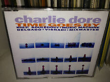 Charlie Dore – Time Goes By – Rare CDM 1996 Made Italy Mike Delgado Visnadi