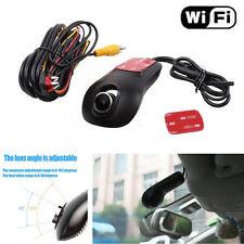 Car Wireless Wifi Hidden 1080P Camera DVR Video Recorder Camcorder Tachograph