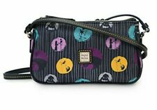 Disney Parks Dooney & Bourke  Crossbody Pouchette Nightmare Before Christmas