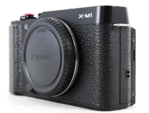[Near Mint] Fujifilm X-M1 16.3MP Camera Body w/ Box - Same Sensor of X-Pro1