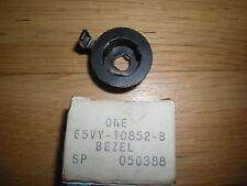 NOS 1985 86 87 88 89 LINCOLN TOWN CAR DASH CLUSTER CONTROL BEZEL