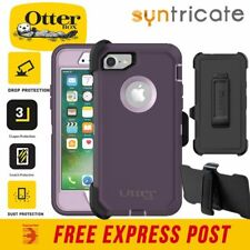 OTTERBOX DEFENDER RUGGED CASE DROP PROOF FOR IPHONE 8 PLUS/7 PLUS PURPLE NEBULA