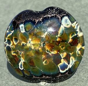 Handmade Lampwork Focal Bead ~ Galaxy ~ By Soul Of Glass SRA
