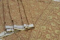 Indian Fabric Womans Craft Recycled Ethnic Clothing Vintage Silk Sari VH-195
