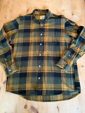 Red Head Men's Flannel Check Shirt L Norse End Clothing