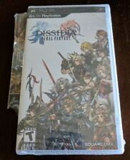 Dissidia Final Fantasy with Excerpts From Soundtrack bonus CD (Sony PSP) NEW