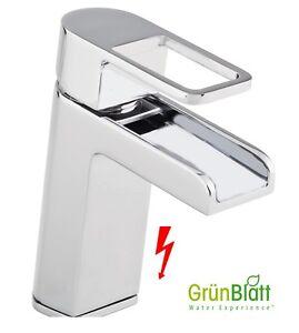 Grünblatt 511013 Niederdruck Waschtischarmatur Einhebelmischer Wasserhahn