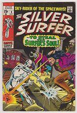 Silver Surfer #9, Fine Condition*