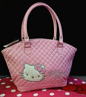 Hello kitty Handbag Shoulder Tote Bag Purse High Quality 2colors -FREE SHIPPING