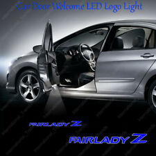 2x FAIRLADY Z Ghost Shadow Car Door LED Projector Lights for 350z 370z