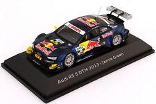1:43 Audi RS 5 DTM 2013 Red Bull Nr.12 Jamie Green - Spark - Dealer-Edition