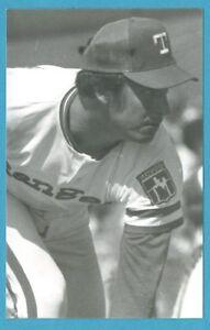 Jon Matlack (1979) Texas Rangers Vintage Baseball Postcard PP00437