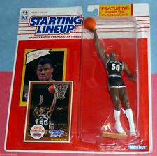 STARTING LINEUP 1990 NBA BASKETBALL DAVID ROBINSON SAN ANTONIO SPURS