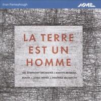 B. FERNEYHOUGH - LA TERRE EST UN HOMME NEW CD