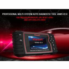 iCarsoft VAWS V2.0 Diagnosegeräte Fehlerspeicher OBD2 Deutsch für VAG VW Audi