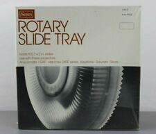 Vintage New Old Stock - SEARS Rotary Slide Tray - Holds 100 (2x2) Slides
