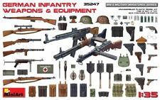 Miniart 1/35 German Infantry Weapons & Equipment # 35247