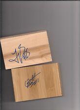 Tyus Battle & Oshae Brissett autographed floorboards Syracuse Orange!! w/COA