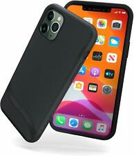 Snugg iPhone 11 Pro Phone Case Cover. Protective Shockproof Pulse Series. Black