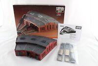 8983 Roundhouse Märklin Mini Club Z Gauge Boxed + Top+